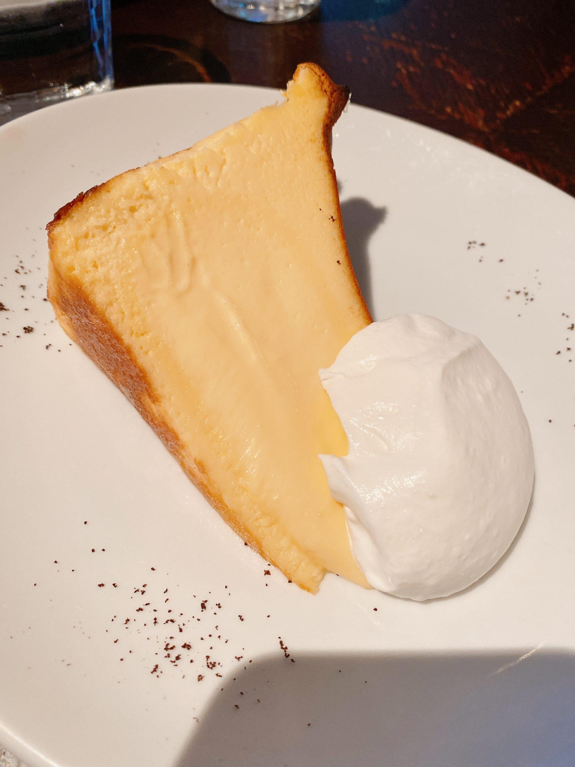 チーズ オリエンタル ホテル シクス ケーキ バイ